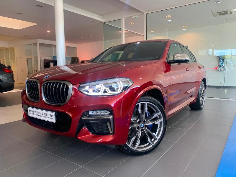 BMW X4 M40iA 354ch Euro6d-T