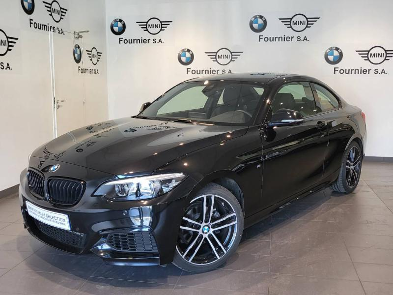 BMW Serie 2 Coupe 218iA 136ch M Sport Euro6d-T