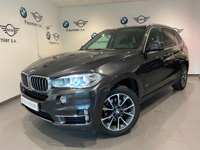 BMW X5 xDrive30dA 258ch Exclusive