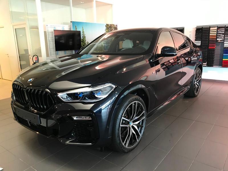 BMW X6 M50dA 400ch