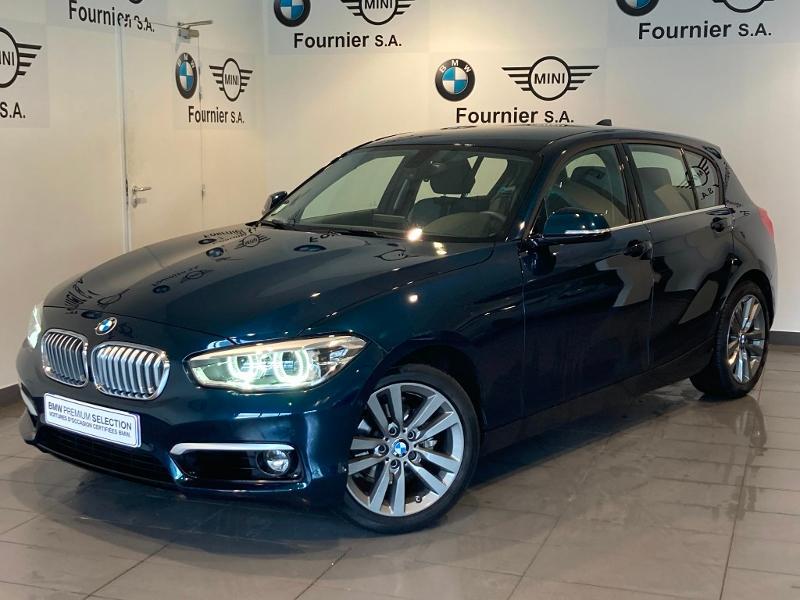 BMW Serie 1 118dA 150ch UrbanChic 5p
