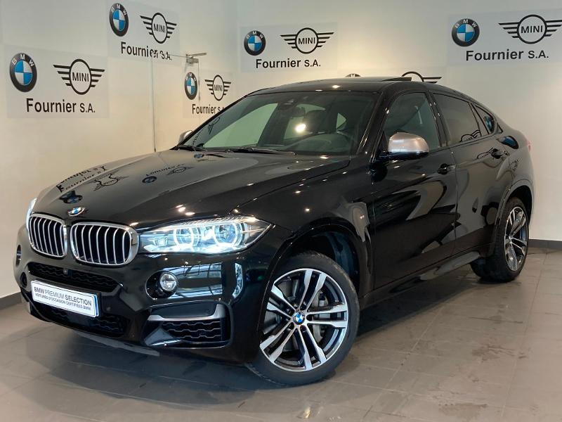 BMW X6 M50dA 381ch