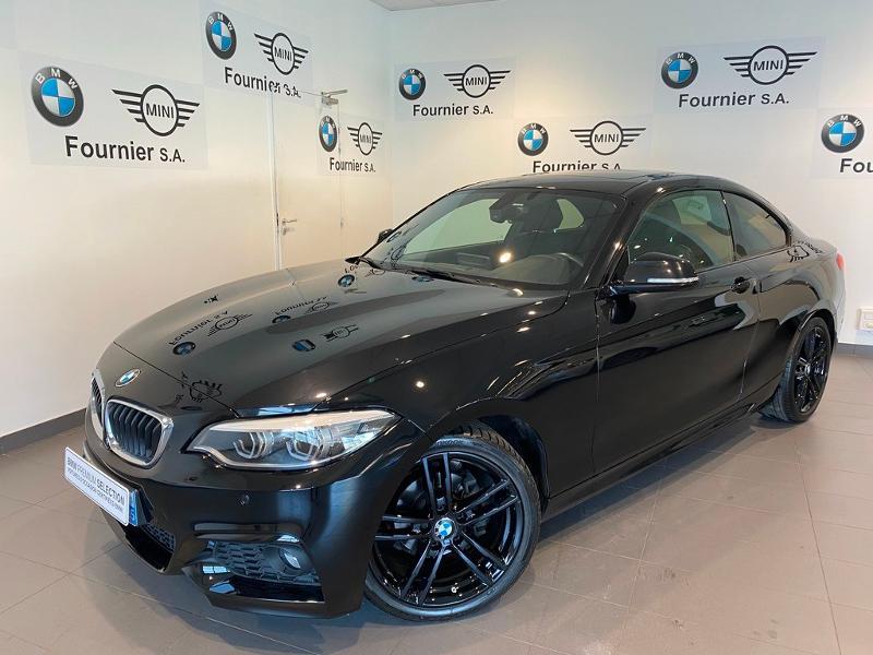 BMW Serie 2 Coupe 218dA 150ch M Sport