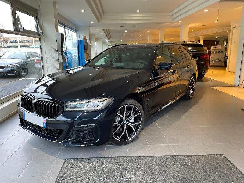 BMW Série 5 520iA 184 ch Touring M Sport