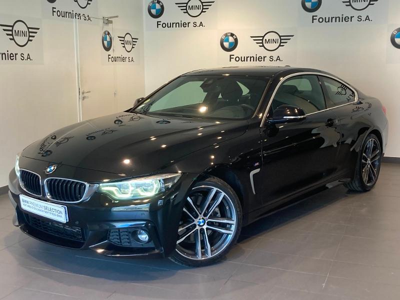 BMW Serie 4 Coupe 430dA 258ch M Sport