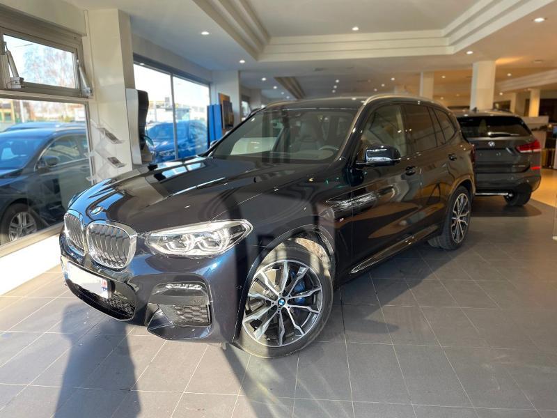 BMW X3 xDrive30d 286 ch M Sport