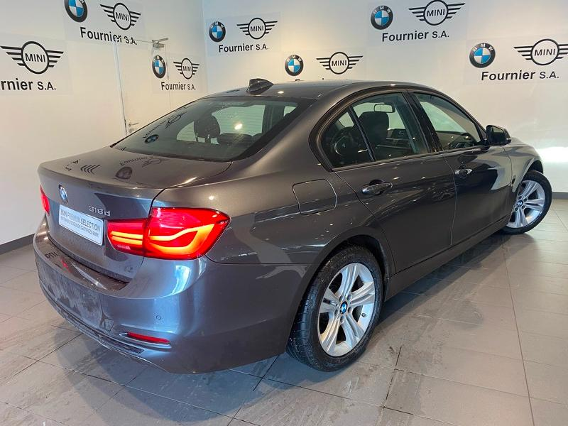 BMW Serie 3 318dA 150ch Business Design