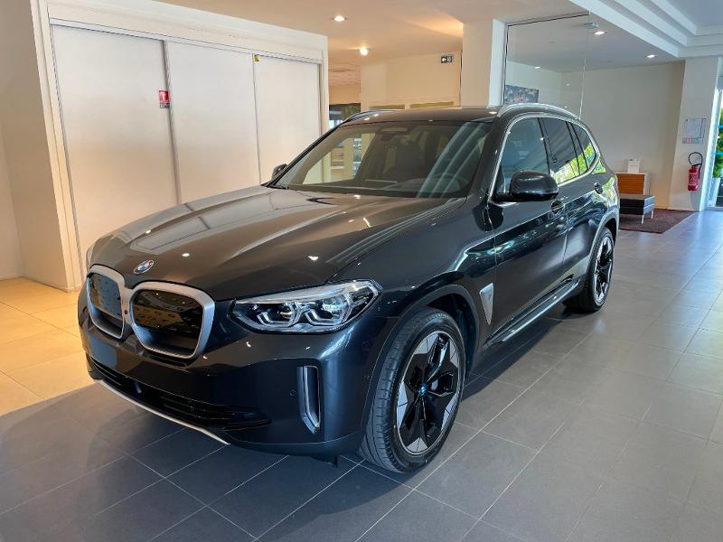 BMW iX3 286ch Impressive
