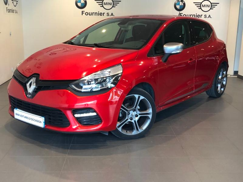 RENAULT Clio 1.2 TCe 120ch energy GT EDC Euro6 2015