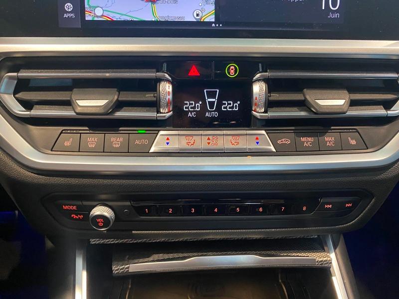BMW Serie 3 318dA 150ch M Sport