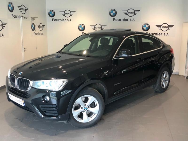 BMW X4 xDrive20dA 190ch Lounge Plus