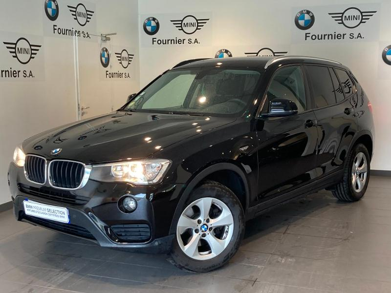 BMW X3 sDrive18dA 150ch Business