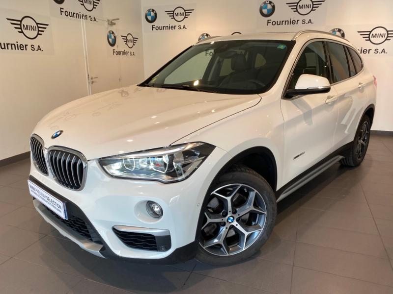 BMW X1 xDrive20dA 190ch xLine