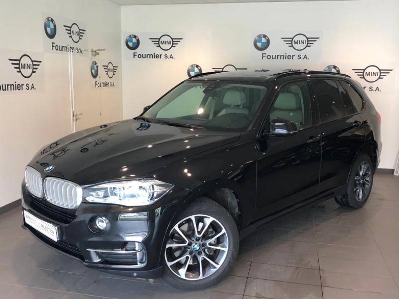 BMW X5 xDrive40dA 313ch Exclusive