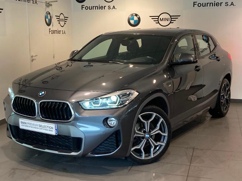 BMW X2 sDrive18dA 150ch M Sport X Euro6d-T 118g