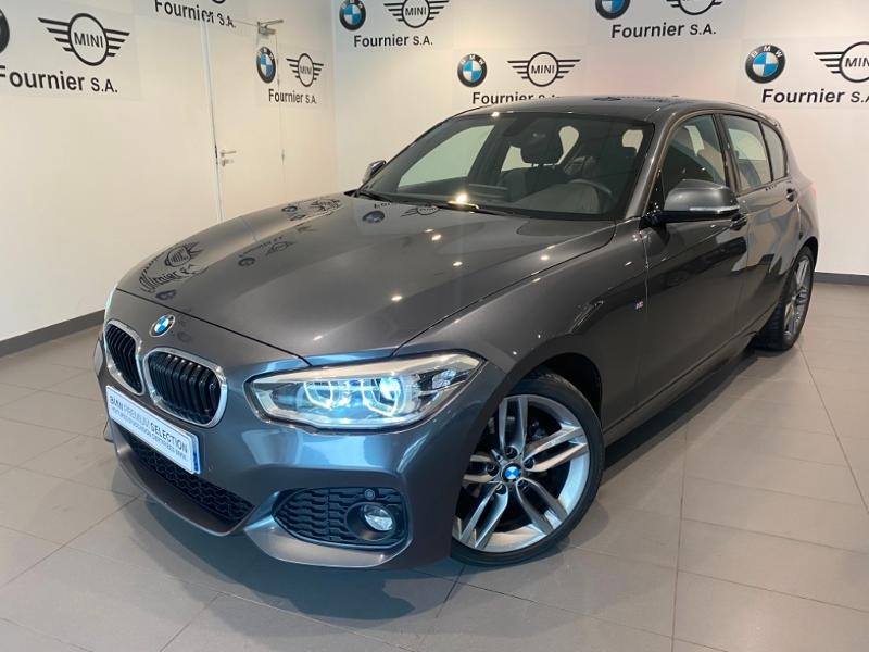 BMW Serie 1 118dA 150ch M Sport 5p Euro6c