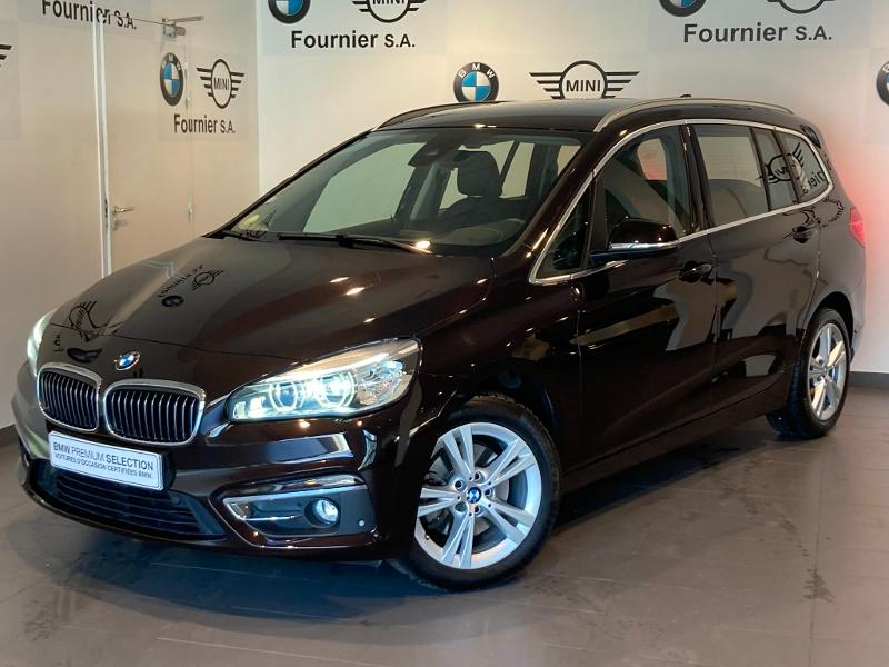 BMW Serie 2 Gran Tourer 218dA 150ch Luxury