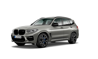 bmw x3 mcompetition