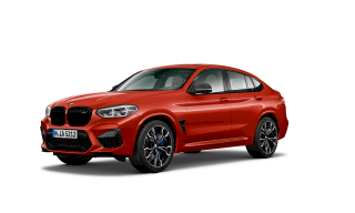 bmw x4 mcompetition