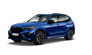 bmw x5 competition